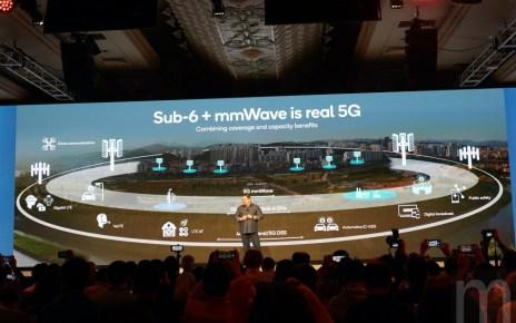 DSC06293 Qualcomm強調同時布局6GHz以下頻段與毫米波才是完整5G連網技術