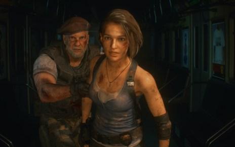 05 《惡靈古堡3:重製版》釋出多張遊戲場景,更多追跡者恐怖面貌亮相