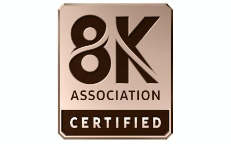 8K Certified Logo A color smaller Final side 三星準備推出第一款符合「8KA Certified」認證的8K電視