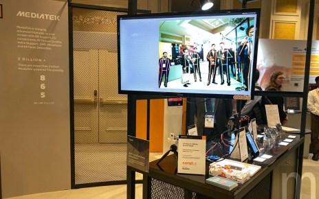 IMG 1440 訪談/CES不談天璣,聯發科擴大「8K+5G」電視與智慧物聯網應用範疇