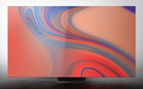 三星揭曉更多「無邊框」8K QLED電視細節,以AI讓既有內容升頻超高解析度