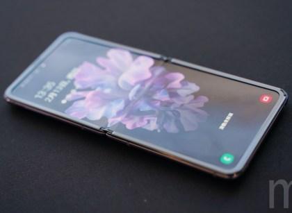 DSC07619 Galaxy Z Flip實際上的「玻璃」抗刮效果可能不如預期