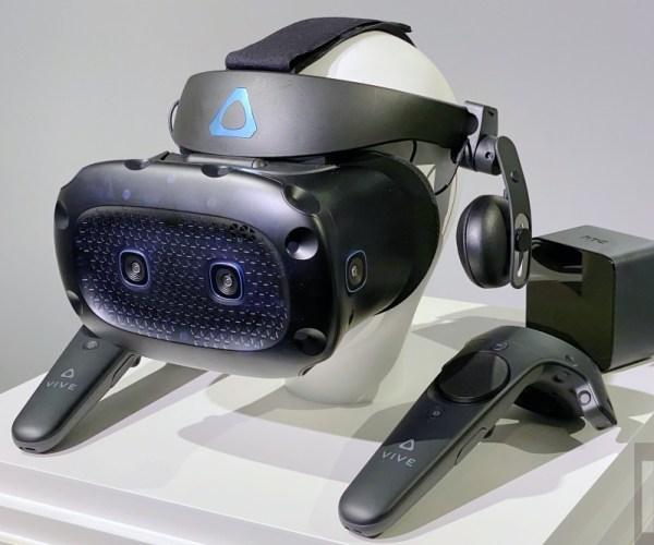 IMG 9180 HTC擴展VIVE Cosmos系列虛擬實境頭戴裝置,部分早期機種將逐步淘汰