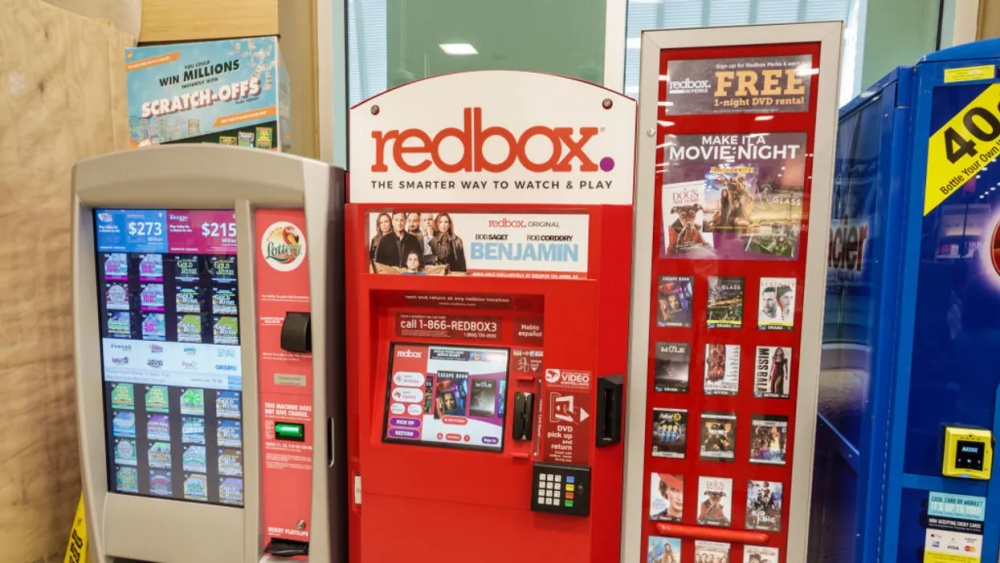 img 過去以DVD租賃為主的Redbox,目前也進軍串流影音服務市場