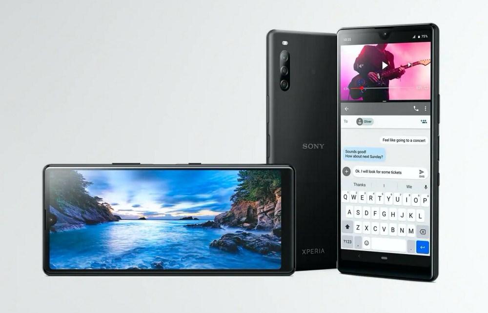 mashdigi capture 2020 02 20 下午5.48.14 Sony揭曉入門新機Xperia L4,終於換上瀏海造型螢幕、超廣角鏡頭不會再拍到手