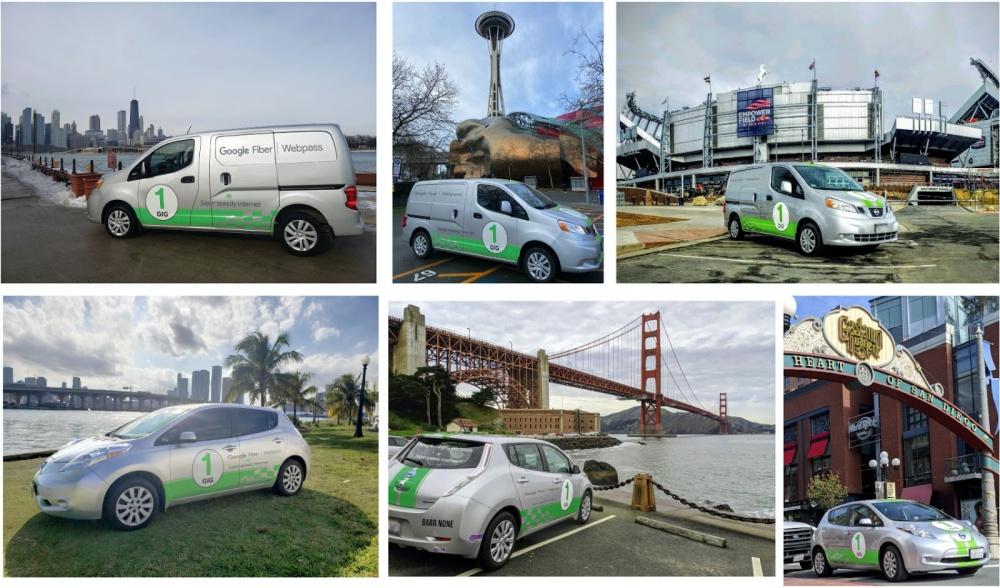 re introducing google fiber webpass 與收購Webpass整併,Google高速光纖網路服務再次更名為Google Fiber Webpass