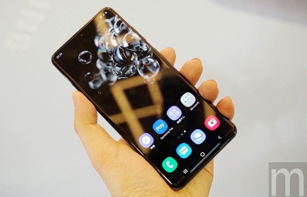 DSC07588 三星強調今年將會在全球超過40個國家推出5G手機