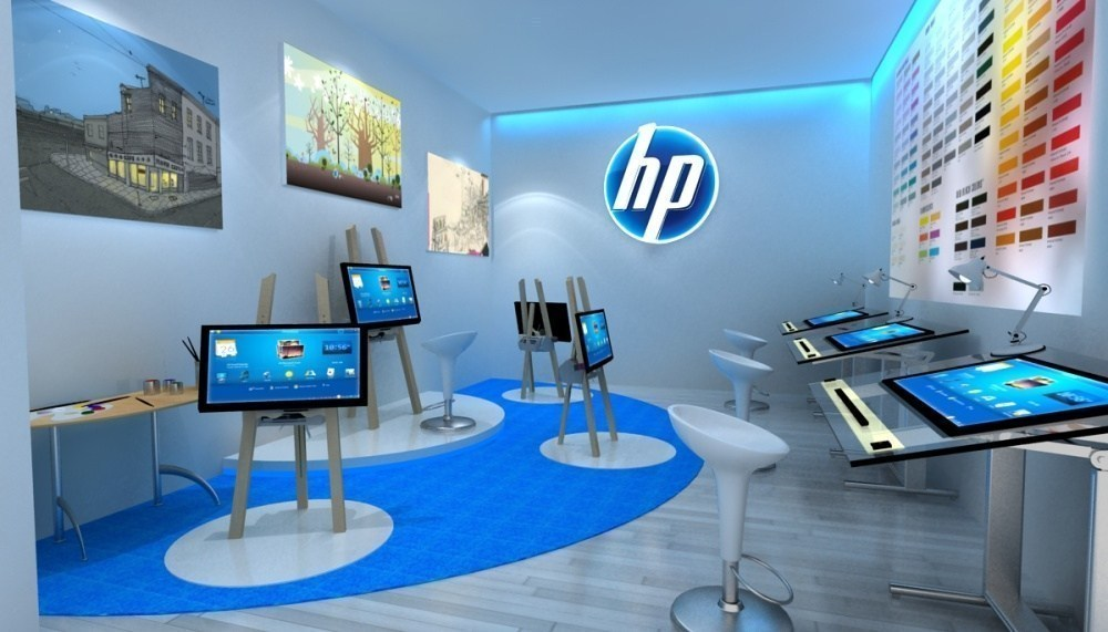 Hp 1 1 HP向投資者建議別將時間等資源浪費在全錄收購討論