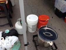 Brew day 7-27-14 10