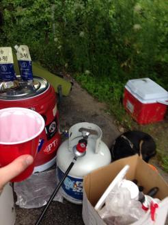 Brew day 7-27-14 2