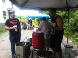 Brew day 7-27-14 6