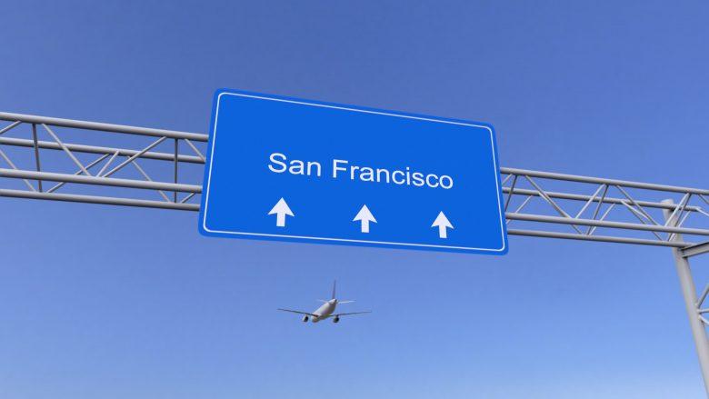 真島学校長のサンフランシスコ旅行記