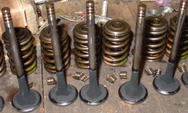 Мотор ЯМЗ 238 и регулировка клапанов: самостоятельное ...
