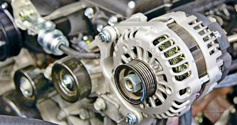 Le fonctionnement du générateur de voitures décharge rapidement ACB, conduit à une insuffisance insuffisante