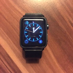 Apple Watch Sport with Milanaise