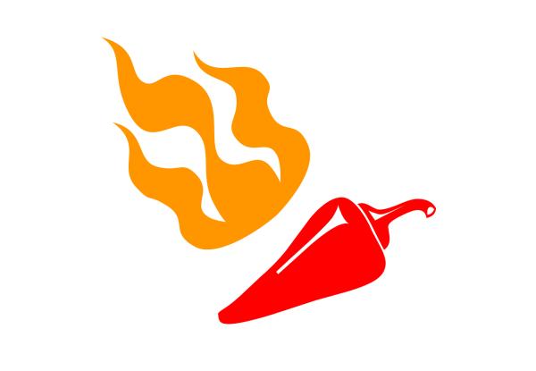 spicy, hot, pepper