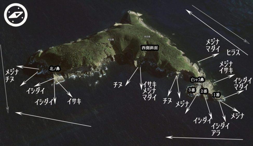 上五島 美良島