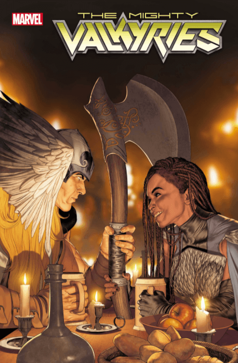 Mighty Valkyries New Marvel Gods Are Being Created in Comics