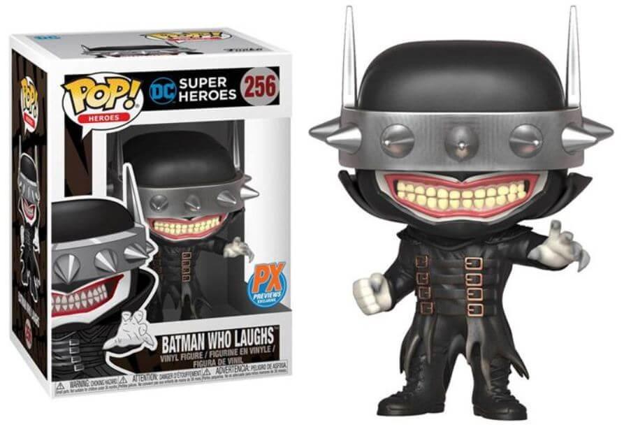 Batman Who Laughs Funko