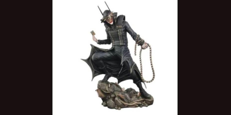Dark Knights Metal Batman Who Laughs