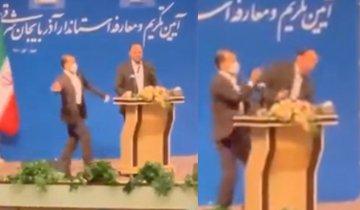 ایرانی گورنر