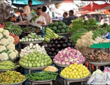 سبزیاں مہنگی