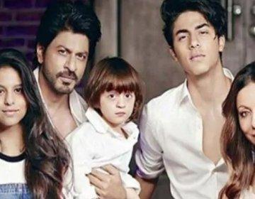 شاہ رخ خان اہلِ خانہ
