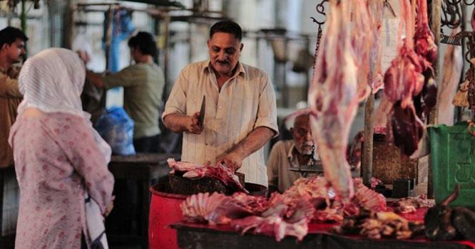 گوشت کی فروخت