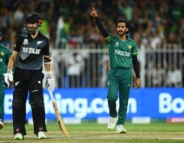 پاکستان بمقابلہ نیوزی لینڈ