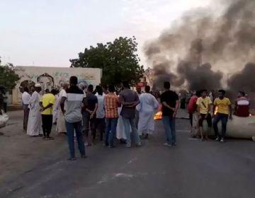 سوڈان میں صورتحال کشیدہ