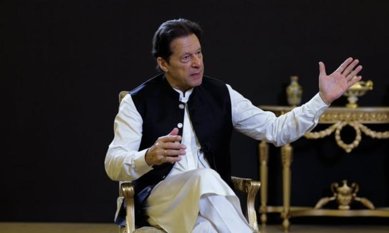 وزیراعظم عمران خان کا بیان
