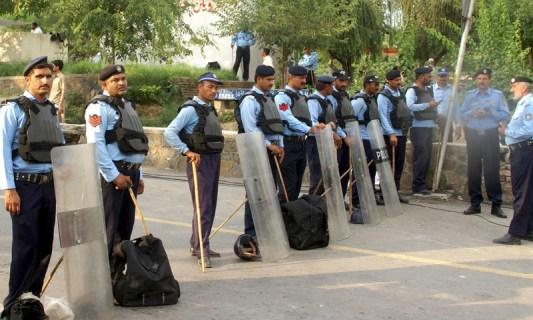 Islamabad Police 1
