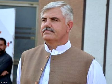 KP mahmood khan