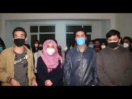 Pakistani students in China 1
