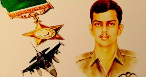 50th Martyrdom Day of Hero Rashid Minhas of Pakistan Air Force