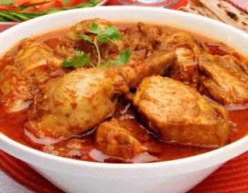 delhi chicken qorma