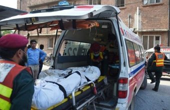 Four pepole r killed in Bannu