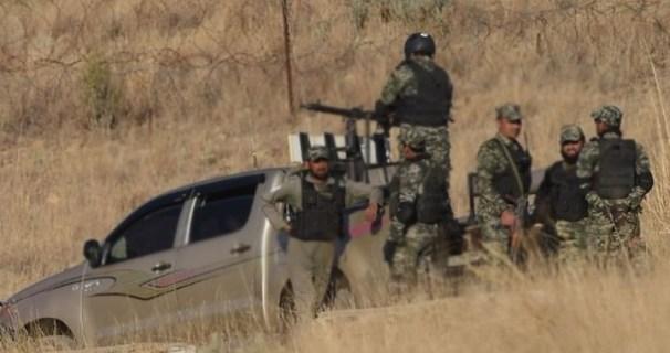 Terrorist attack in Khuzdar, army captain martyred, 2 injured