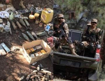 Security forces operation in North Waziristan