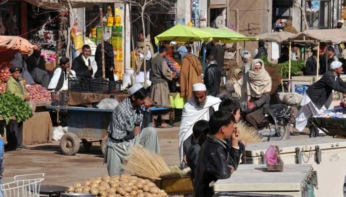 After the Taliban took control, actors and singers began selling vegetables, meat and milk