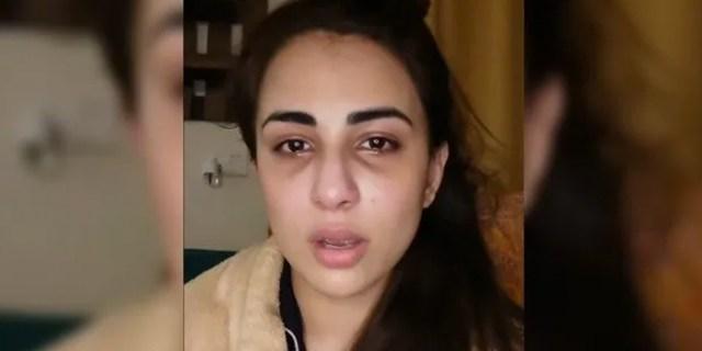 pakistani actress oshna shah