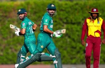 پاکستان ویسٹ انڈیز