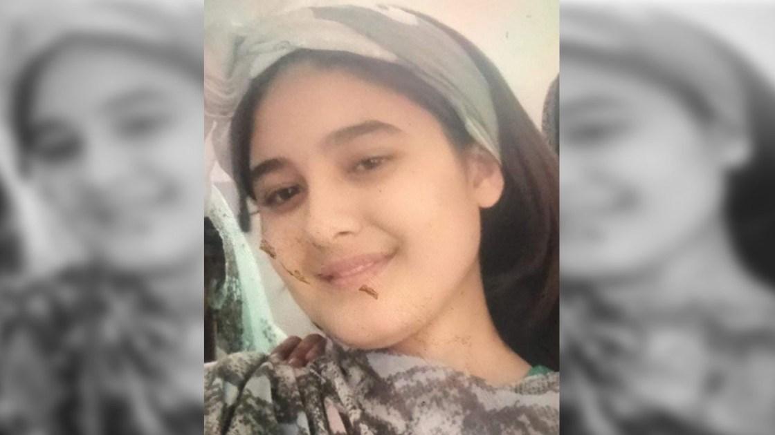 15-year-old girl