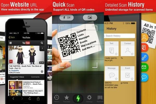12 Best QR Code Scanner Apps for iPhone and Android | Mashtips