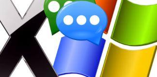 mac pc chat