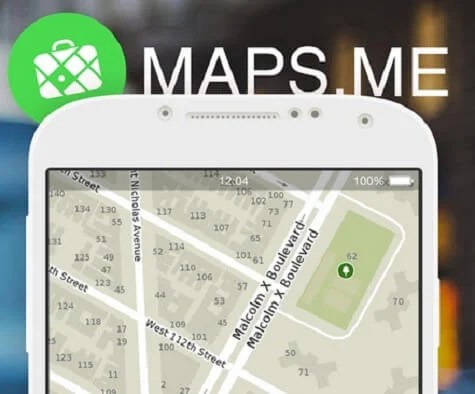 6 Best Offline Maps for Android to Convert Android Tablet to