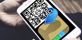 QR Code Generator for Contact List