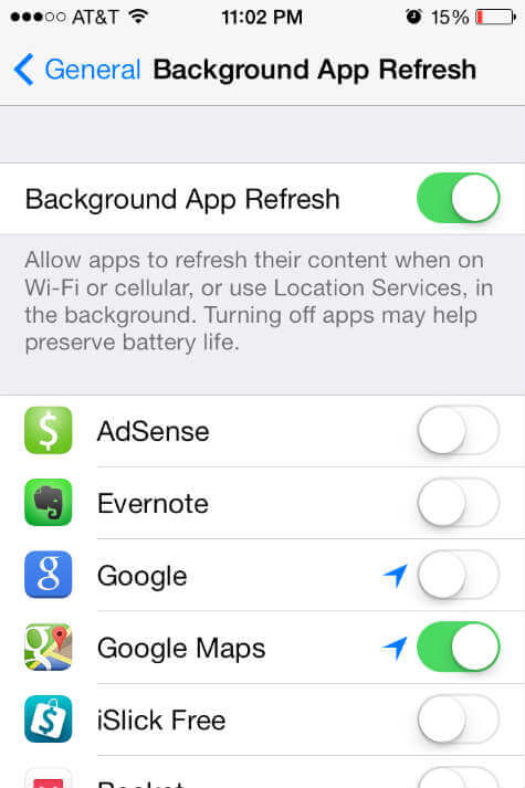 How to Monitor and Limit Cellular Data Usage on iOS7
