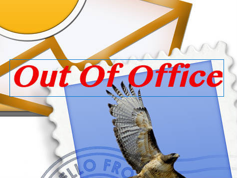 mail outlook out of office