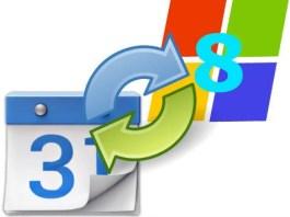 windows google calendar sync